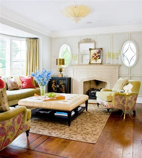 Decorated Rooms by Modern Furniture Design 2013 Traditional Living Room