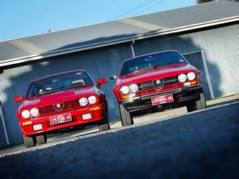 Alfa Romeo Gt Buyers Guide Alfa Romeo Alfetta Gt Gtv Buyers Guide