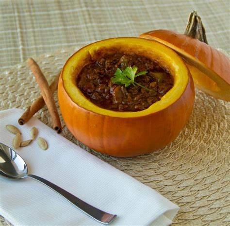 pumpkin recipes for paleo pumpkin chili