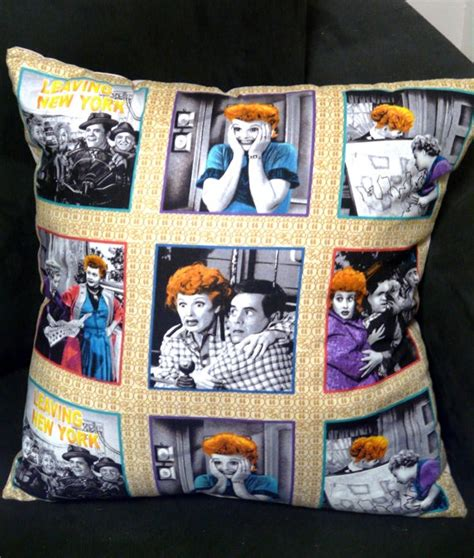 I Love Lucy Cushion Lucille Ball Retro Rockabilly Home Decor   626 best lucy stuff images on pinterest