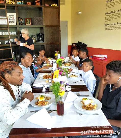 Jbj Soul Kitchen Toms River by Community Dining For A Cause At Jbj Soul Kitchen