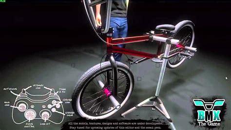 best pc now bmx the bike editor now
