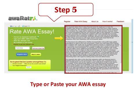 100 gmat awa essay sles the best gmat essay