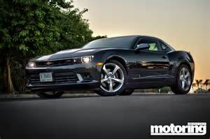 2014 chevrolet camaro ss review motoring middle east