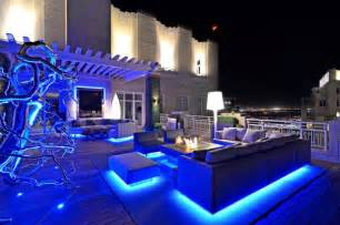 Patio Led Lighting 5 Ways To Decorate Your Home With Rgb Led Lights
