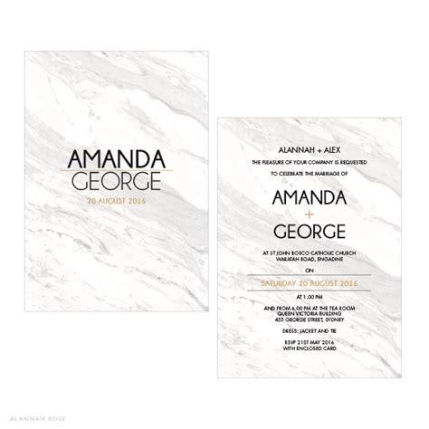 Wedding Invitations Ta by Alannah Wedding Invitations Stationery Shop