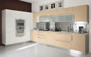 Modern Kitchen Furniture by China Foshan Kitchen Cabinet Manufacturer Melamine Kitchen