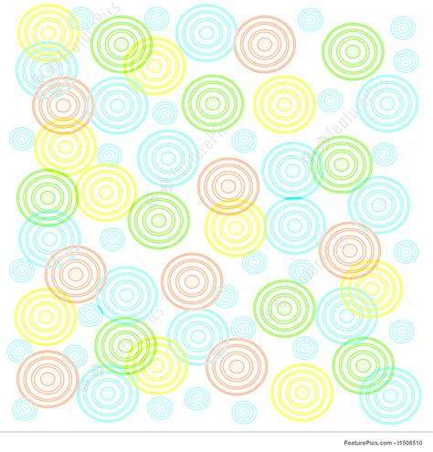 baby thesis abstract abstract patterns baby shower stock illustration
