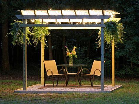 patio gazebos hgtv how to build a pergola hgtv