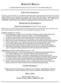 sample resume format proficient computer skills resume