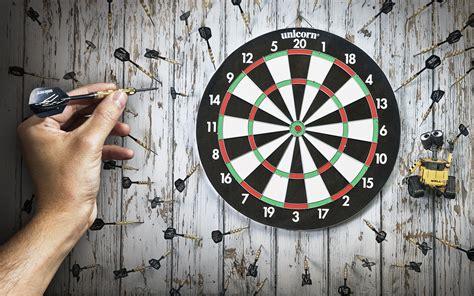 Dart Papan Dart Board 17 Inchi dart eraz fadli