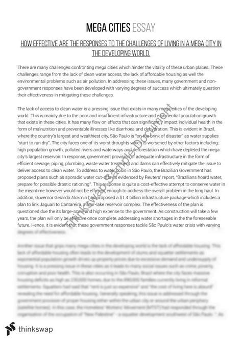 Geography Essay by Geography Essay Question Writerkesey X Fc2
