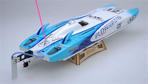 catamaran hull setup exceed racing electric powered fiberglass catamaran 650mm