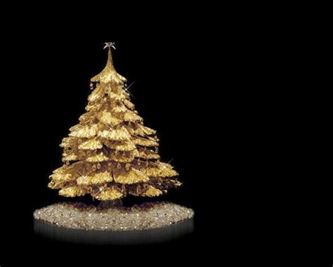 top 10 pictures of christmas trees for christmas day world s most expensive things made of gold top 10 alux com