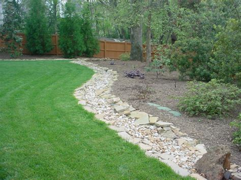 dry creek bed landscaping dry creek beds aca landscaping