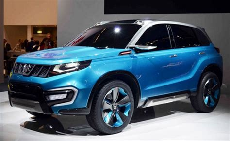 Suzuki Cars New 2018 Suzuki Grand Vitara Concept Design Performance