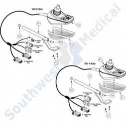 jazzy 1143 ultra replacement parts joystick master controls 187 controller assemblies vsi