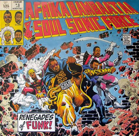 Renegades Of The Solar System afrika bambaataa soulsonic renegades of funk