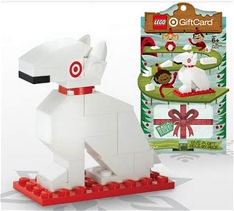 free lego set w gift card purchase at target who said nothing in life is free