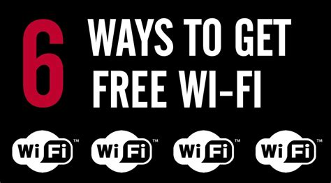 Free Ways To Find How To Find Free Wi Fi Hotspots Anywhere In The World 6 Ways