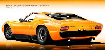 Miura Lamborghini Luxury Lamborghini Cars Lamborghini Miura
