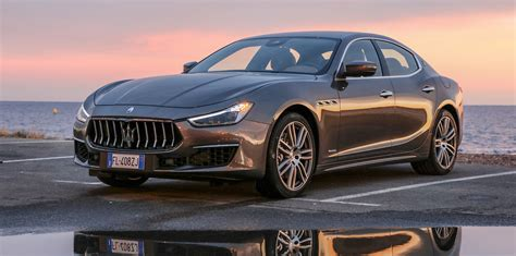 Maserati Pricing by 2018 Maserati Ghibli Pricing And Specifications Photos