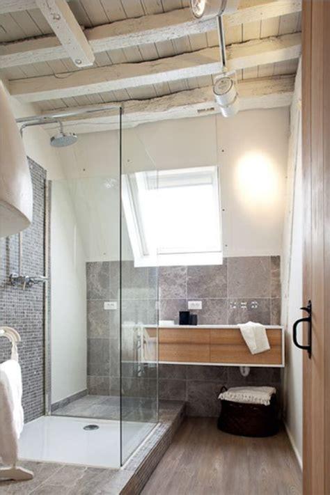 Rustic Modern Bathroom Landelijke Badkamers Pinterest Rustic Modern Bathroom