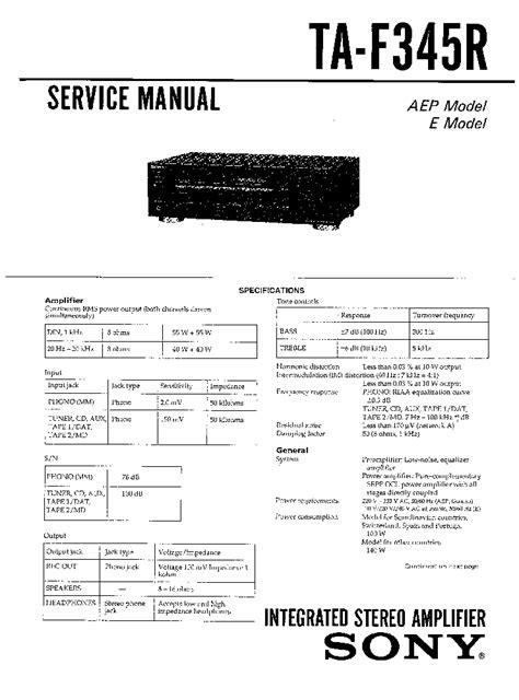 Sony Scd 555es Service Manual Free Download Schematics