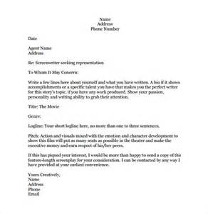 sample query letter templates 8 download free documents