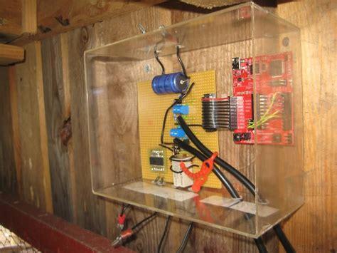 Solar Chicken Door by Kamena Access Build Automatic Chicken Coop Door