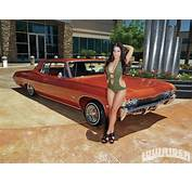 Girls Of Lowrider Magazine  Brunettes Gears And