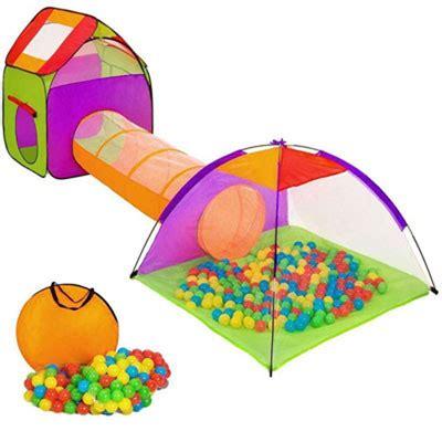gioco tenda con palline tenda gioco per bambini con tunnel e 200 palline casetta