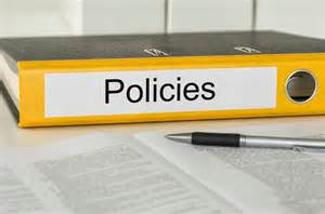 five key intranet policies