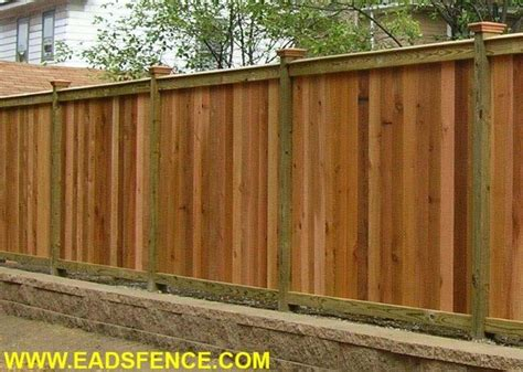eads fence co your super fence store good neighbor privacy fence