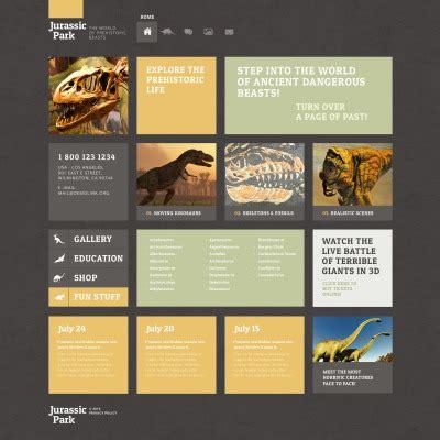 museum template museum templates templatemonster