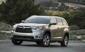 2014 Toyota Highlander Limited Car And Driver