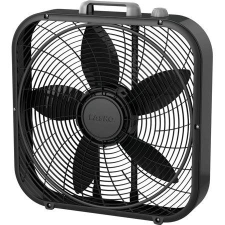 cool air fans walmart lasko cool colors 20 quot box fan walmart com