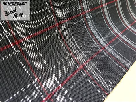 Vw Gti Plaid Fabric by Mk6 Vw Golf Gti Genuine Interior Seat Upholstery Cloth