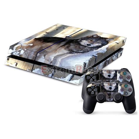 ps4 best price best price sale wolf gaming decal skin stickers for