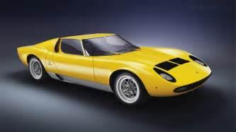 Miura Lamborghini Lamborghini Miura Sv 1971