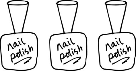 nail coloring book 40 nail designs coloring book books nail coloring page free clip