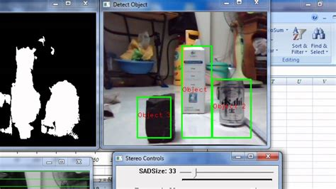 android pattern detection how to object detect on image or camera on a