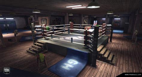 Interior Design Software Online boxing gym by pawel margacz 3d artist