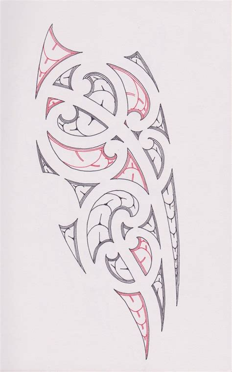 ta moko by bloodempire on deviantart