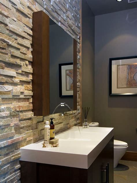 Rock Tiles For Bathroom » New Home Design