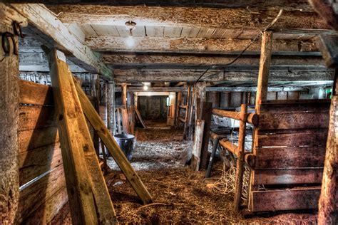 barn interior canadian barn alik griffin photography