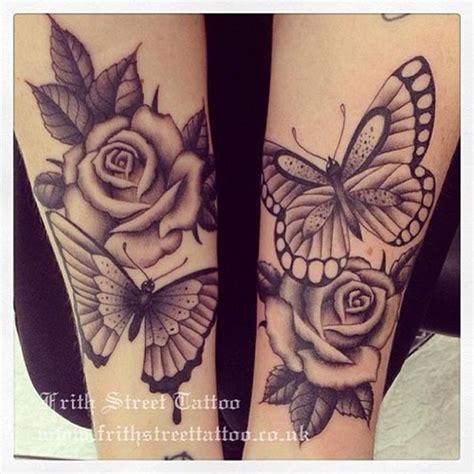 tattoo butterfly and rose 15 beautiful butterfly tattoo designs random talks