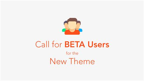 beta test call for beta testers for the new theme magazine3