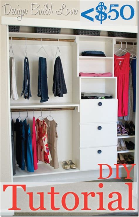 diy closet systems 45 life changing closet organization ideas for your