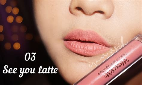 Wardah Matte Lipstik No 04 Orange review wardah exclusive matte lip 02 03 iva s